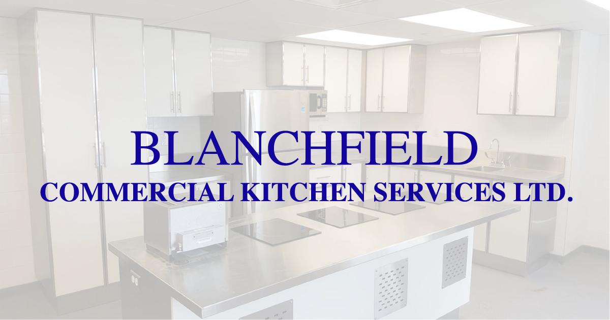 Blanchfield Commercial Kitchen Services Ltd Commercial